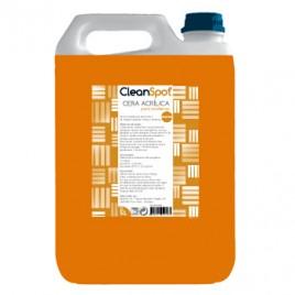 Cera p/Madeira CleanSpot Amarelo (5 Litros)