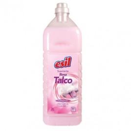 Amaciador  Roupa Rosa Talco Esil – 2Lts