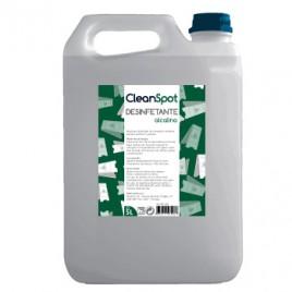 Detergente desinfetante Alcalino LXP Cleanspot (5 Litros)
