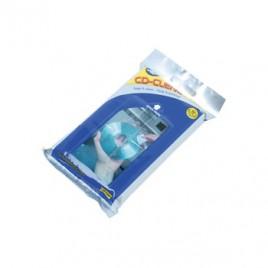 Limpeza CDs (AF CD-Clene) – Pack 25 Lencos Impregnados