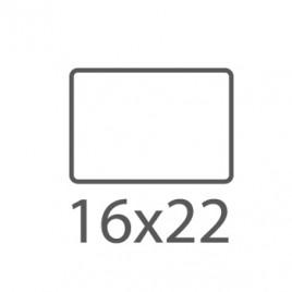 Etiquetas 16x22mm Apli 1639 10 Folhas 420un