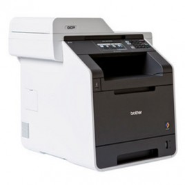 Multifuncoes laser cores A4 DCP-9270CDN 28ppm
