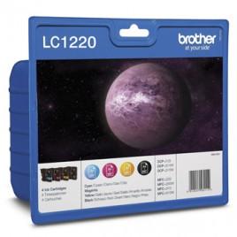 Tinteiro DCPJ525W/DCPJ725DW/DCP925DW/MFCJ430 Pack 4 Cores