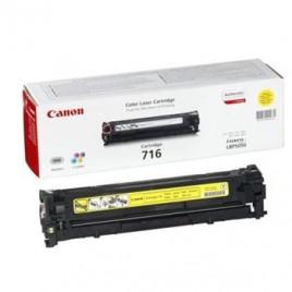 Toner LBP5050/5050n/MF8030cn/MF8050cn Amarelo