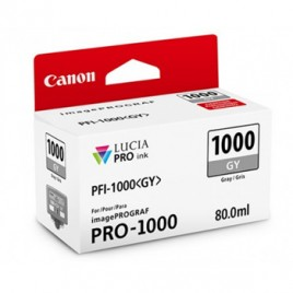 Tinteiro IPF Pro 1000 PFI1000GY Cinzento