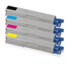 Toner p/Oki C3300n/3400n/3450n/3600/MC350 Amarelo