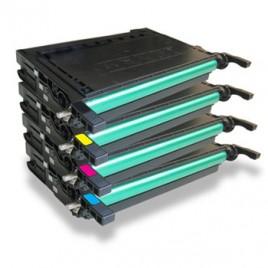 Toner CLP600/600N/650N Amarelo