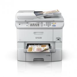 Impressora Multifuncoes Jacto Tinta WorkForce Pro WF-6590DWF