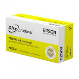 Tinteiro Disc Publisher Printer P50/P100 Amarelo