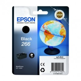 Tinteiro Epson WorkForce WF100 nº266 Preto