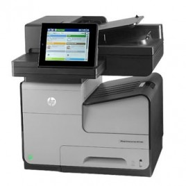 Impressora HP Officejet Enterprise Color X585F MFP