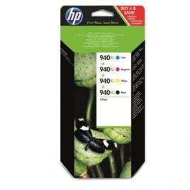 Tinteiro (C2N93A) HP Nº940XL Pack 4 cores