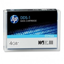 HP TAPE #C5706A DAT-DDS (4Gb)