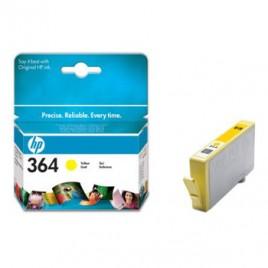 Tinteiro (CB320E) Nº364 Amarelo com Tintas Vivera