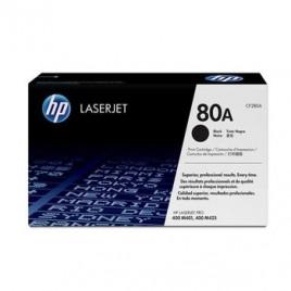 Toner HP Laserjet 80A para Pro400/M401/MFP425  2,7k Preto