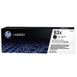 Toner HP Laserjet 83X Pro MFP M201 Preto Alta Capacidal