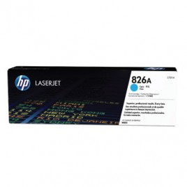 Toner HP Laserjet 826A Enterprise M855 Azul