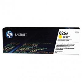 Toner HP Laserjet 826A Enterprise M855 Amarelo