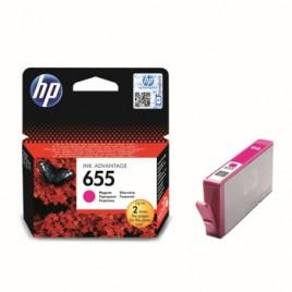 Tinteiro HP Dsignjet 4615/4625/5525/6525 Nº655 Magenta