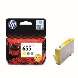 Tinteiro HP Dsignjet 4615/4625/5525/6525 Nº655 Amarelo
