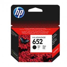 Tinteiro DeskJet Advantage 3636/3835/4535 Nº652 Preto