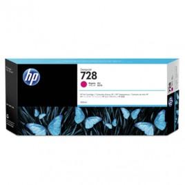 Tinteiro 728 HP Designjet T730/T830MFP 300ml Magenta