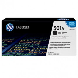 Toner HP LD LaserJet Color 3505/3600/3800 Preto