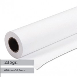Papel Plotter Everiday Glossy 235gr 610mmx30,5mts