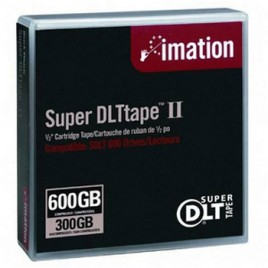 Tape Super DLT 2  –  300/600 GB