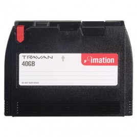 Tape Travan TR2 QIC 3010 800/1600Mb Caixa 2un