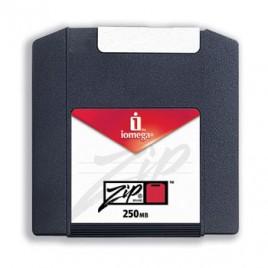 Disquete Zip Iomega 250Mb PC/MAC – 1Und