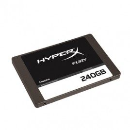 Disco Rigido SSD 240GB Kingston SATA 3 HPX Fury