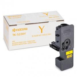 Toner Ecosys M5521/P5021 (TK5220Y) Amarelo