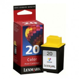 Tinteiro Capacidade Superior Nº20 (15MX120E) Cor