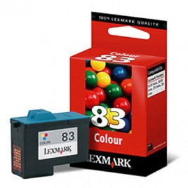 Tinteiro Capacidade Superior Nº83 (18LX042E) Cor
