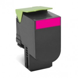 Toner Lexmark CX410 Elevada Capacidade Magenta