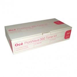 Toner OCE PlotWave 300 2x400gr Preto