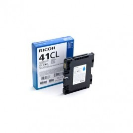 Gel Ricoh SG2110N/SG3100/SG3110DN Type GC-41CL Azul