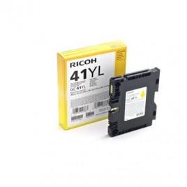 Gel Ricoh SG2110N/SG3100/SG3110DN Type GC-41YL Amarelo