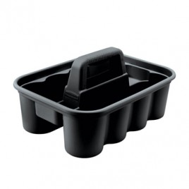 Organizador Caddy Deluxe para produtos de Limpeza Preto