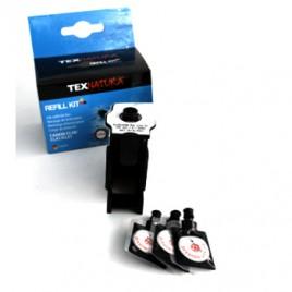 Refill Kit p/Canon PG210/PG510/PG512 Preto