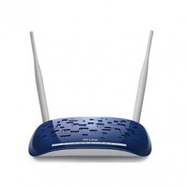Router TP-Link TD-W8960N Wireless-N ADSL2+ 300Mbps