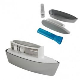 Kit de limpeza ecrans – escova, microfibras,pincel e liquido