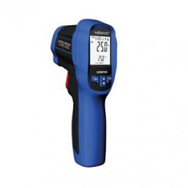 Termometro com infravervelhos e entrada tipo K(-50C a +500C)