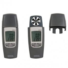 Anemometro digital c/ termometro de contacto