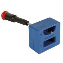 Magnetizador/desmagnetizador de chaves