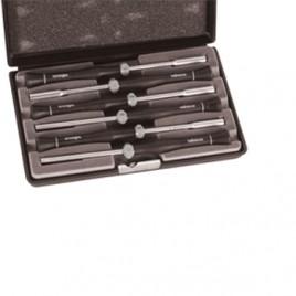 Conjunto de 6 chaves de precisao hexagonais (micropontas)