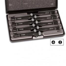 Kit de 8 chaves de precisão microtip