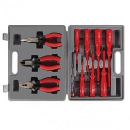 Kit de 8  chaves e 3 alicates de qualidade
