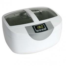 Tina de limpeza por ultrasons c/temporizador 2,6 lt 170W